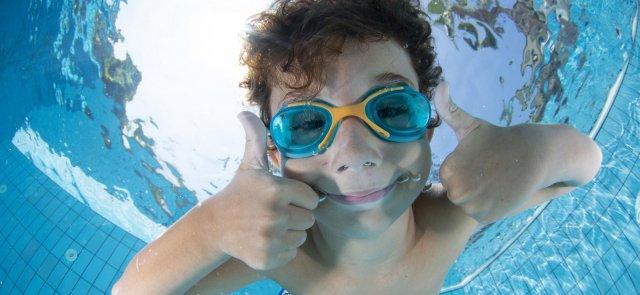 Nauka pływania dla dzieci od 4-go roku życia